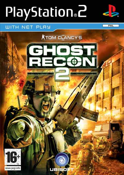 Ghost Recon 2 Ps2