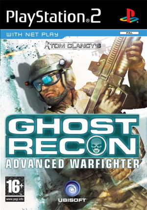 Ghost Recon Advanced Warfighter Ps2