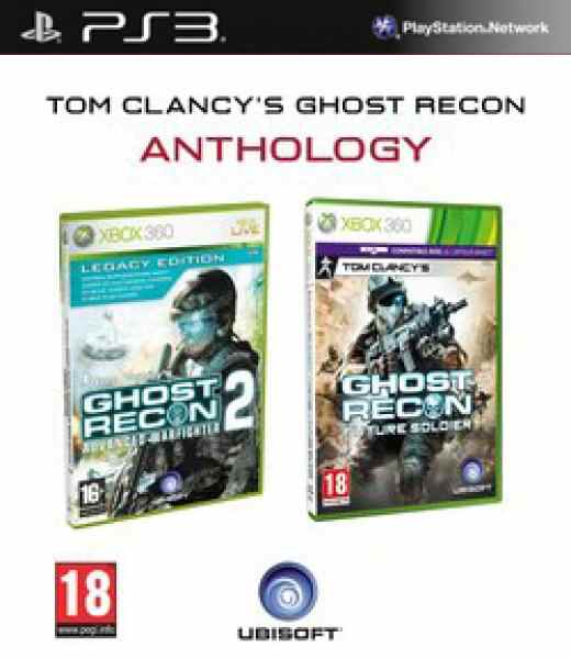 Ver GHOST RECON ANTHOLOGY PS3