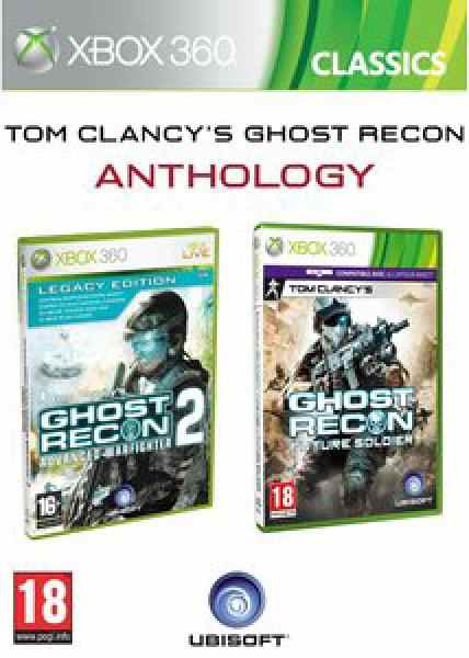 Ver GHOST RECON ANTHOLOGY X360