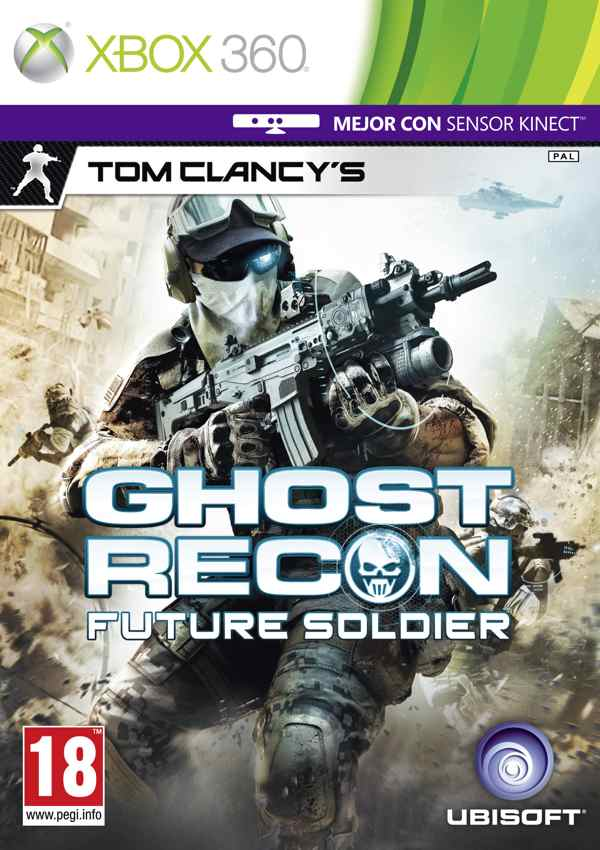 Ver GHOST RECON FUTURE SOLDIER X360