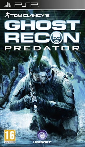 Ghost Recon Predator Psp