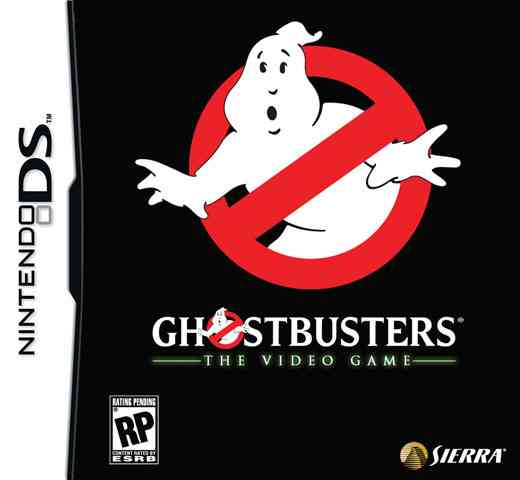 Ghostbuster Nds