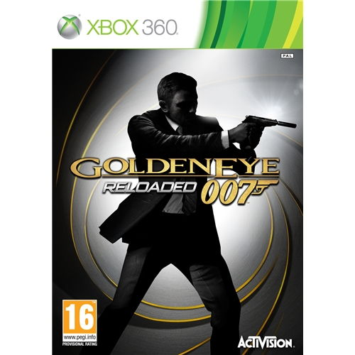 Golden Eye Reloaded X360