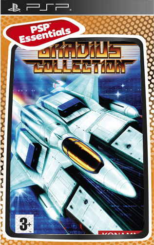 Gradius Collection Essential Psp