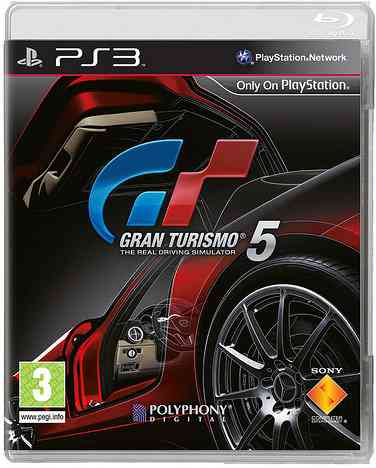 Gran Turismo 5 Platinum Ps3