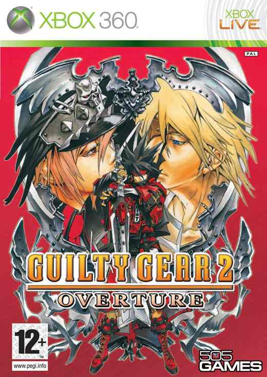 Guilty Gear 2 Overture X360