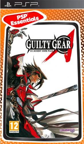 Ver GUILTY GEAR XX ACCENT CORE PLUS ESSENTIALS PSP