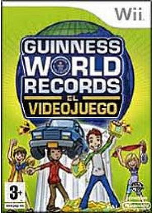 Guinness World Of Record Wii