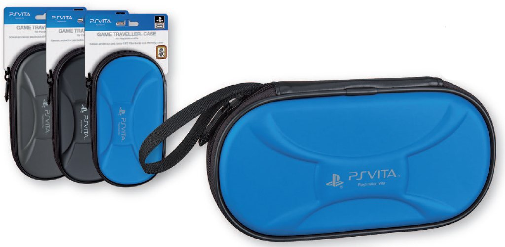 Ver Game Traveller Case Psv122 Ps Vita