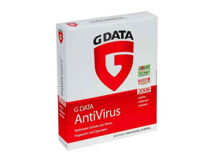 Ver Gdata Antivirus Kit 2008 3 Pc