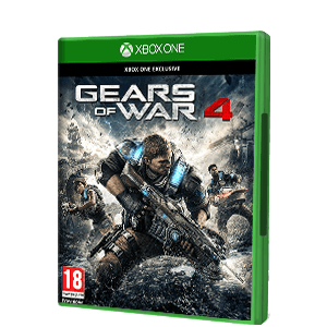 Ver Gears Of War 4 Xbox One