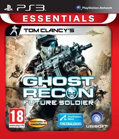 Ghost Recon Future Soldier Essentials Ps3