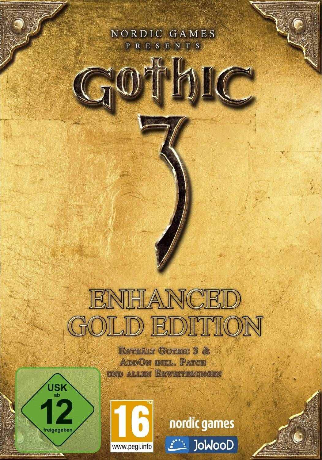 Ver Gothic 3 Enhanced Gold Edition Pc
