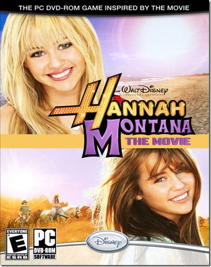 Hannah Montana Movie Pc