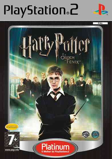 Harry Potter Y La Orden Del Fenix Ps2