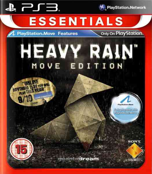 Heavy Rain Move Ed - Esn Ps3