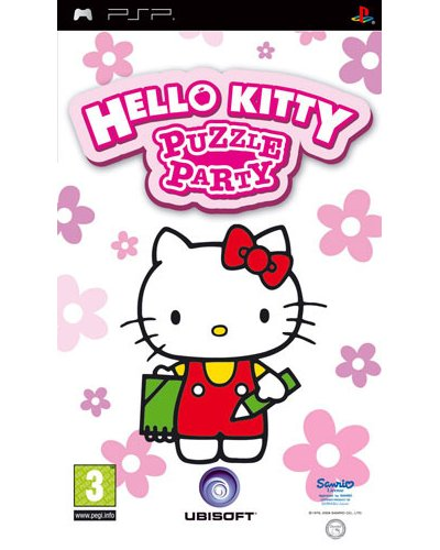Ver HELLO KITTY PUZZLE PARTY PSP
