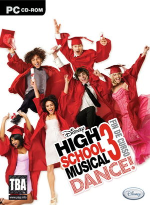 High School Musical 3 Fin De Curso Dance Pc