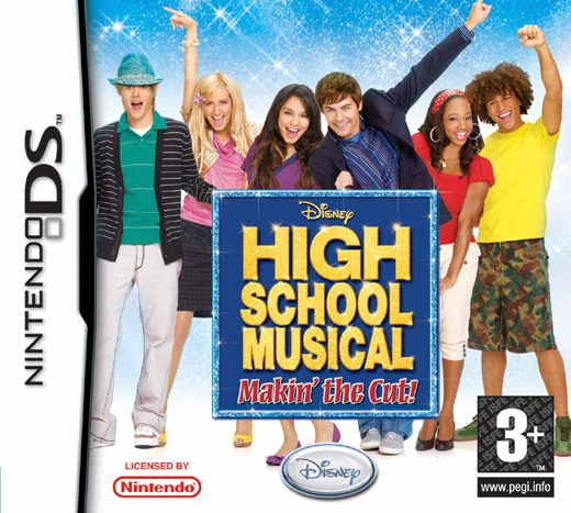 Ver HIGH SCHOOL MUSICAL NDS