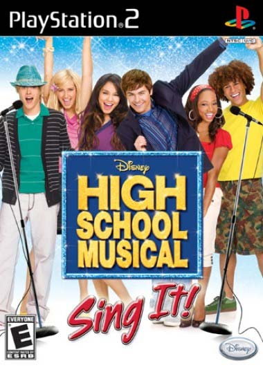 Ver HIGH SCHOOL MUSICAL PS2