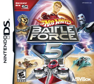 Hot Wheels Battleforce 5 Nds