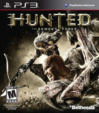Ver HUNTED THE DEMONS FORCE PS3