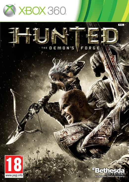 Ver HUNTED THE DEMONS FORCE X360