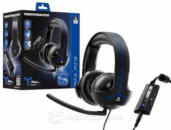 Headset Stereo Y 300p Thrustmaster Ps4ps3