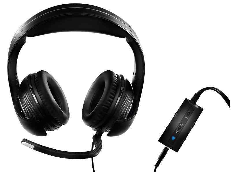Ver Headset Stereo Y 250 CPX PS4PS3X360PCMac