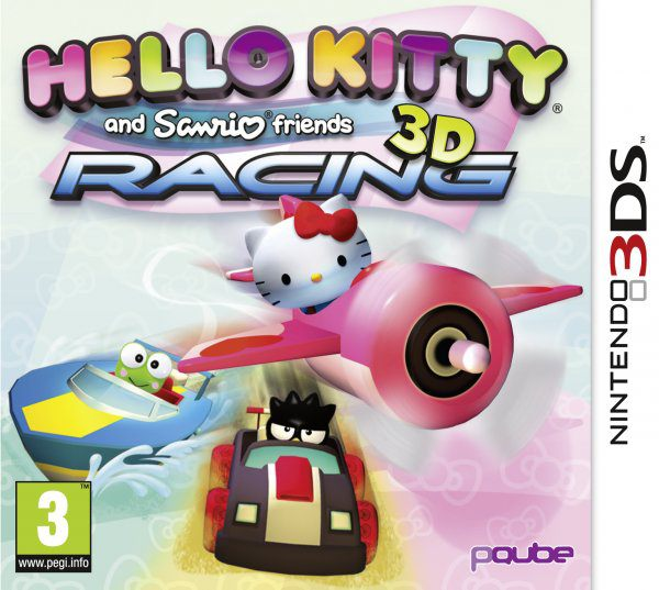 Ver Hello Kitty And Sanrio Friends Racing 3Ds