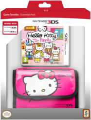 Ver Hello Kitty Happy Happy Family Bundle 3Ds