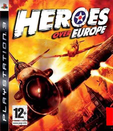 Ver Heroes Over Europe Ps3