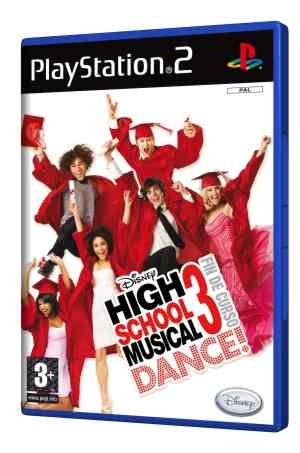 Ver High School Musical 3 Fin De Curso Dance Ps2