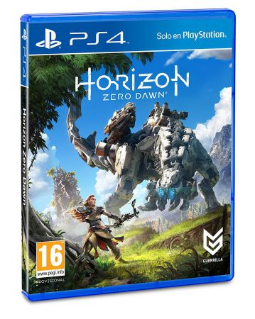 Ver Horizon Zero Dawn Ps4