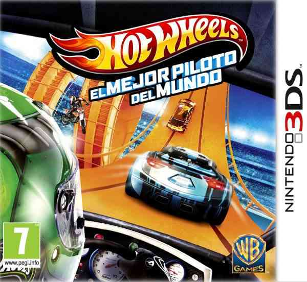 Hotwheels Worlds Best Driver 3ds