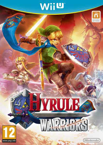 Ver Hyrule Warriors Wii U