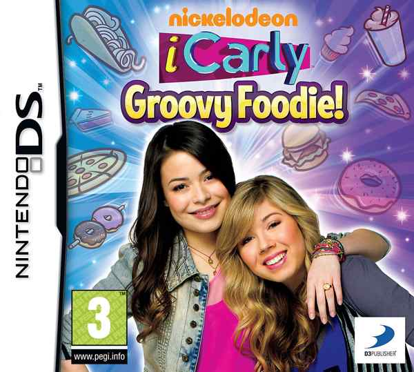 I-carly Groovy Foodie Nds