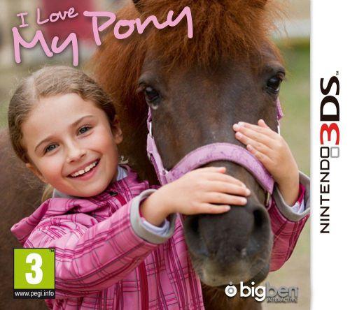 I Love My Pony 3Ds