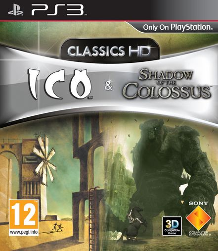 Ico Shadow Of The Colossus Collection Ps3