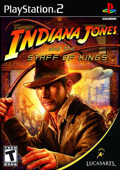 Indiana Jones Y El Cetro De Los Reyes Ps2