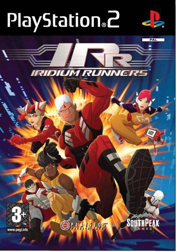 Ver IRIDIUM RUNNERS PS2