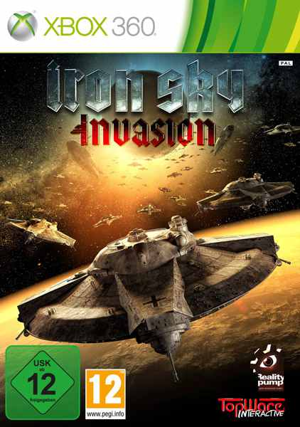 Ver Iron Sky Invasion Ps3