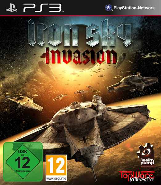 Ver Iron Sky Invasion X360