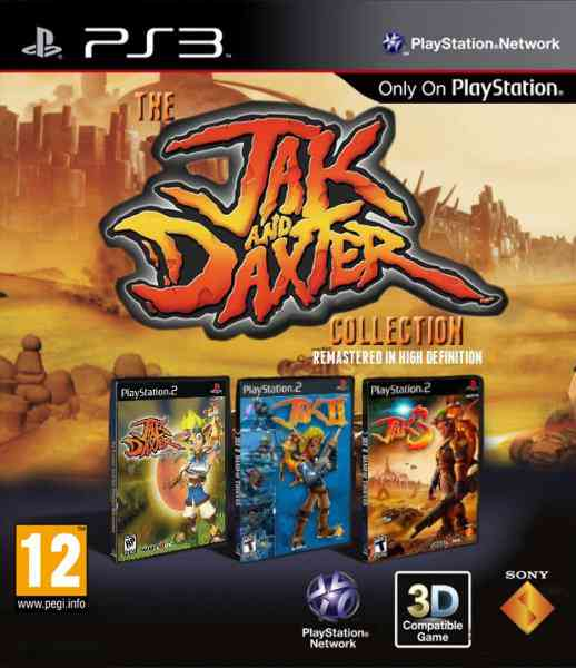 Jak  Daxter Collection Ps3