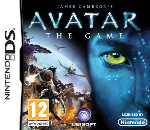 James Camerons Avatar El Videojuego Collector Nds