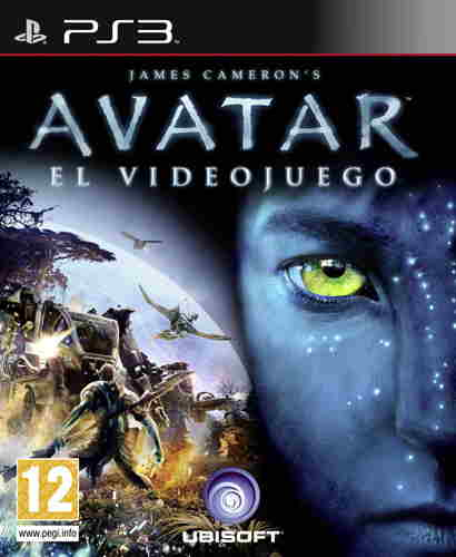 James Camerons Avatar El Videojuego Collector Ps3