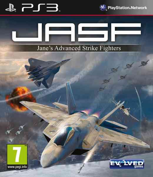 Janes Advanced Strike Fighters Ps3