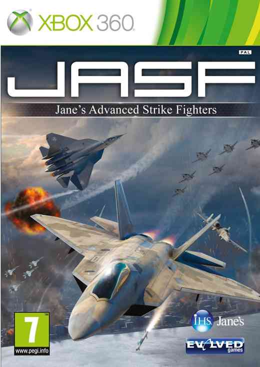 Ver JANES ADVANCED STRIKE FIGHTERS X360