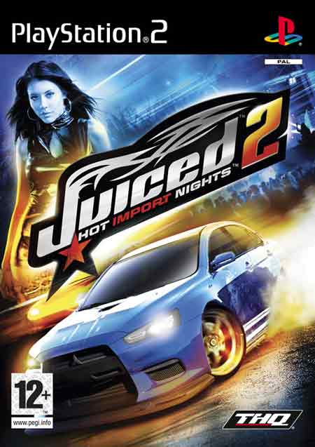 Juiced 2 Hot Import Nights Ps2